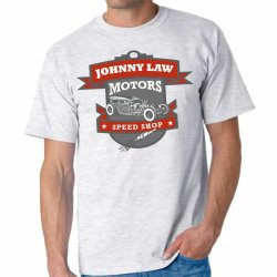 Speed Shop T-Shirt - Part Number: 10015465