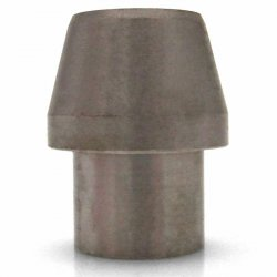 Weld In Bung ~ 5/8 18 Left Hand Thread - Part Number: HEXBUGL15818
