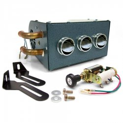 Zirgo Gobi Compact Heater Deluxe Kit - Part Number: ZIRGHT1000