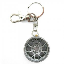Mag Wheel Key Chain - Part Number: VPAKCA5