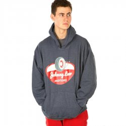 Johnny Law Motors Logo Hoodie - Part Number: 10015317