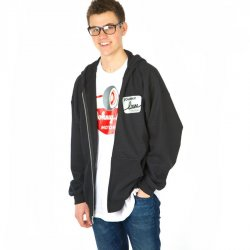 Retro Hoodie - Part Number: 10015327