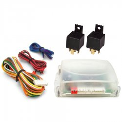 Dual Speed Wiper Control Module - Part Number: AUTEC8