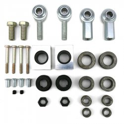 Universal CK Sway Bar Hardware Pack with Mounts and Fittings - Part Number: HEXHP2