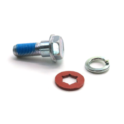 3 Point Seat Belt Hardware Kit - Part Number: STBSBHP02