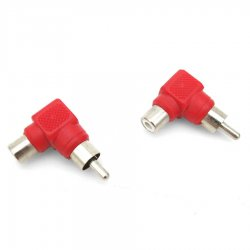 Rca Right Angle Splice (Pair) - Part Number: RAG