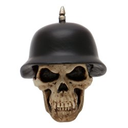 Das German Helmet Skull Custom Shift Knob - Part Number: ASCSN06023