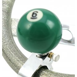 6 Ball Billiard Pool Custom Adjustable Suicide Brody Knob - Part Number: ASCBA03006