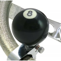 8 Ball Billiard Pool Adjustable Suicide Brody Knob - Part Number: ASCBA03008
