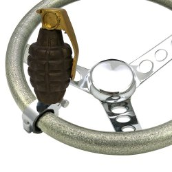 Pineapple Grenade Custom Adjustable Suicide Brody Knob - Part Number: ASCBA05001