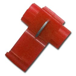 Blister Pack Quick Splice Adapters Red - Part Number: KICQSARXBP