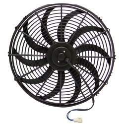 S Blade Radiator Cooling Fans - Part Number: 10015344