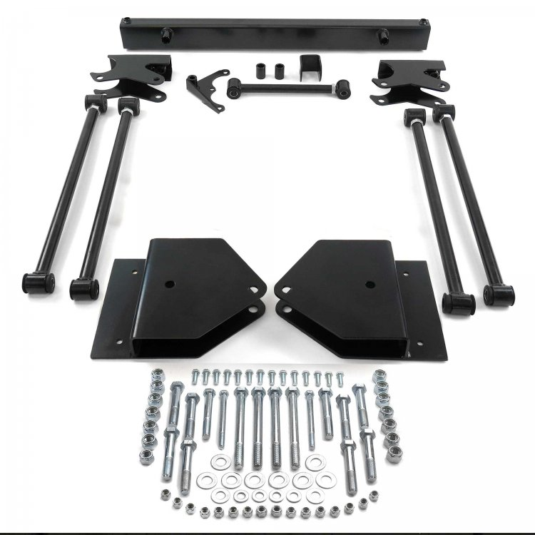 1957 - 1960 Ford F Series Truck Deluxe 4-Link Kit