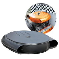 Retro Style Cadillac and Oldsmobile Complete Steel Air Cleaner Assembly - Part Number: VPADX001