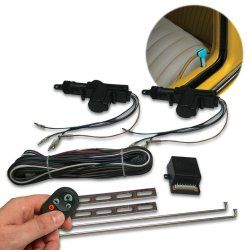 Power Door Lock Kits - Part Number: 10015462