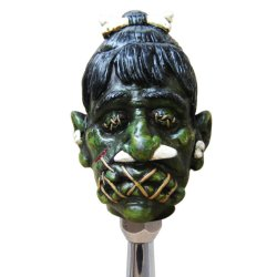 Sammie Shrunkin Head Custom Shift Knob - Part Number: ASCSN00027
