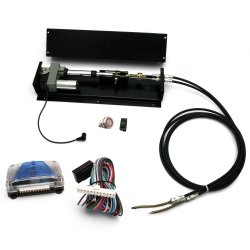 Power Remote Mount Emergency Brake Kit with 1 Touch  - Part Number: ASCPB02
