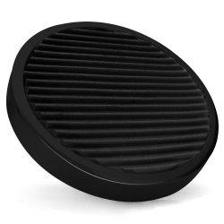 "Helix 324187 Universal adj FW 7/"" Single Brake Pedal kit Drum~Sm Oval Blk Pad"