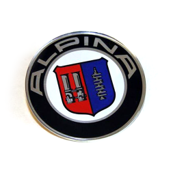 Alpina Wheel Cap Emblem - Part Number: WHEELCAP1