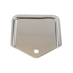 Alloy License Plate Inspection Expiration Sticker Plate - Year Tag - Part Number: VPALPT023
