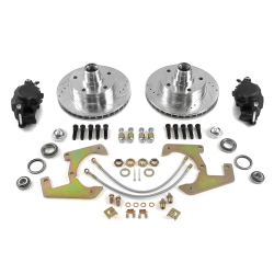 "53-56 Ford Truck Big Brake Conversion 5x5.5"" - Part Number: HEXBK26"