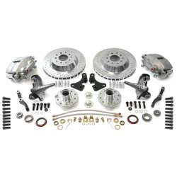 "Mustang II 13"" Big Brake Kit with Stock Pro Spindles - Part Number: HEXBK31"