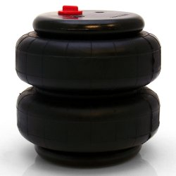 "Helix 1/2"" Single Port Air Bag 2500Lbs 600PSI - Part Number: HEXAB1"