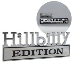 "UltraEmblem ""Hillbilly Edition"" Fender Emblem - Part Number: AUTFGE01"