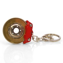 Caliper and Rotor Key Chain - Part Number: VPAKCA4