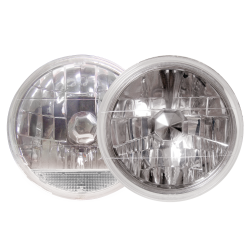 Mustang Round Headlights - Part Number: 10015464