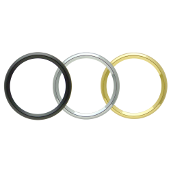 Gauge Trim Rings - Part Number: 10015487
