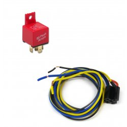 Keep It Clean 80 Peak Amp DPDT Automotive Relay - Part Number: RA8000KIT