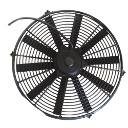 "14""  2383cfm Zirgo High Performance Radiator Cooling Fan - Part Number: ZF14"