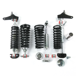 500lb Front 180-230lb Rear Complete Coilover Conversion GM - G Body 1978 - 1988 - Part Number: HEXCCCGM50023003