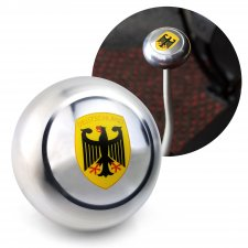 Deutschland Gear Shift Knob M12 & M7 VW Bus Beetle Ghia Thing Split Oval Kafer - Part Number: LABSN1F