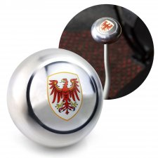 Brandenburg Gear Shift Knob M12 & M7 VW Bus Beetle Ghia Thing Split Oval Kafer - Part Number: LABSN1E