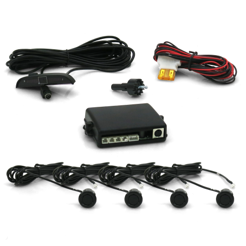 At Ease Back Up Sensor System Deluxe Kit instructions, warranty, rebate