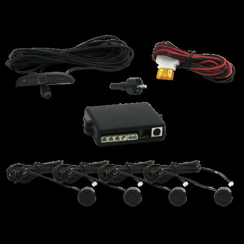 At Ease Back Up Sensor System Deluxe Kit instructions, warranty, rebate