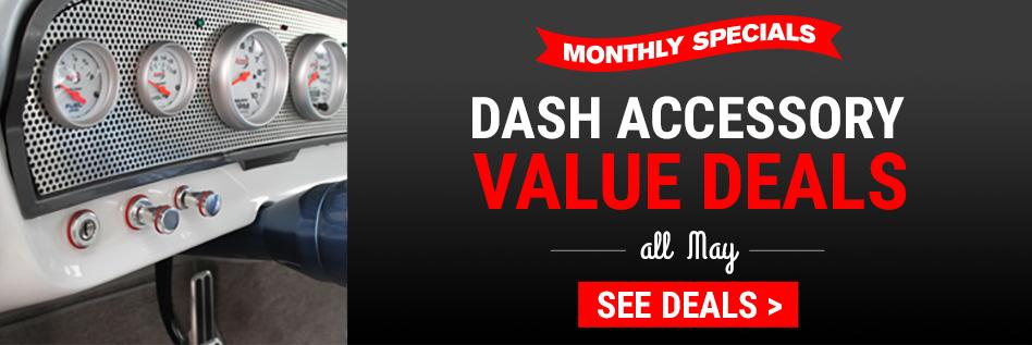Dash Accessories