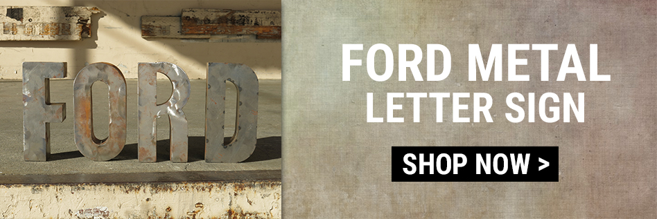 Early Ford Letters
