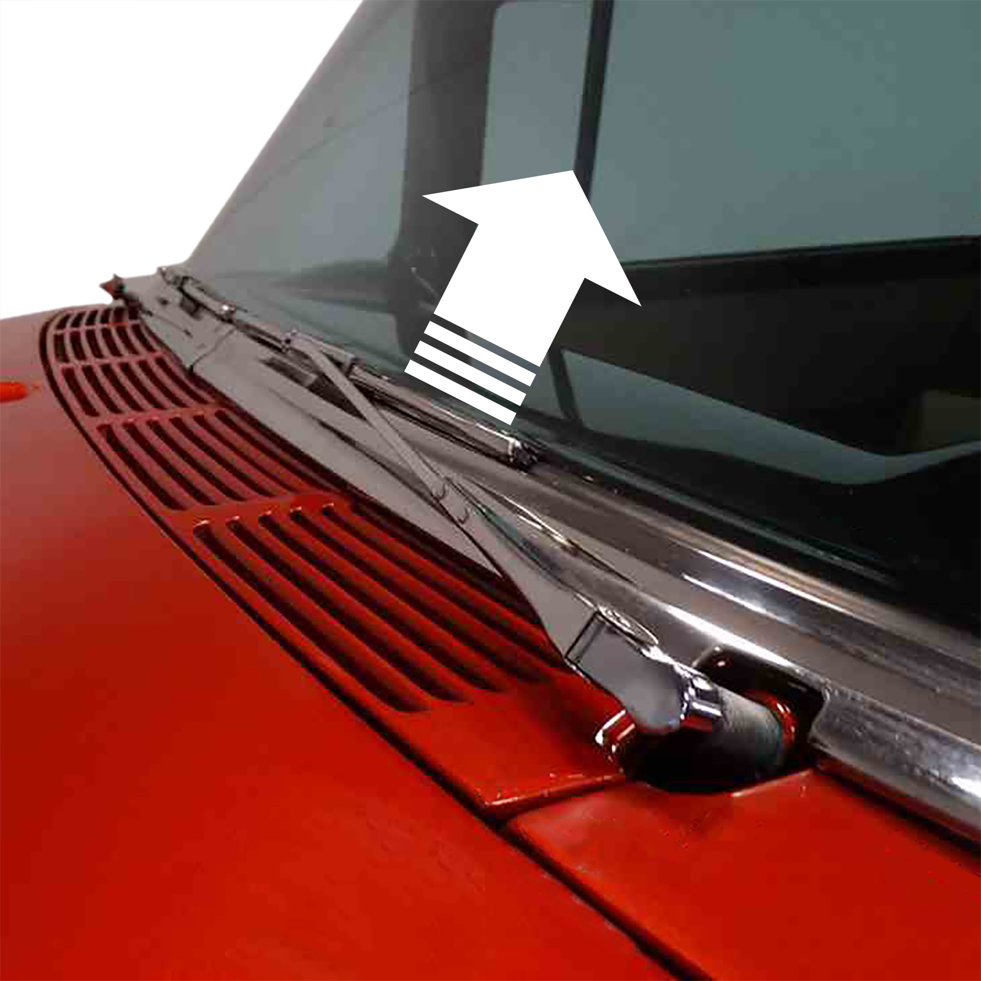 Chevy Power Windshield Wiper Kits
