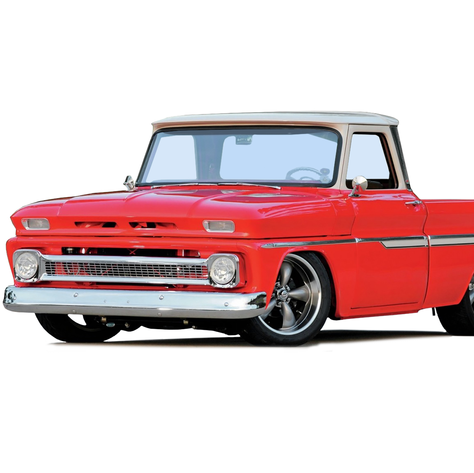 1960 chevy truck engine options