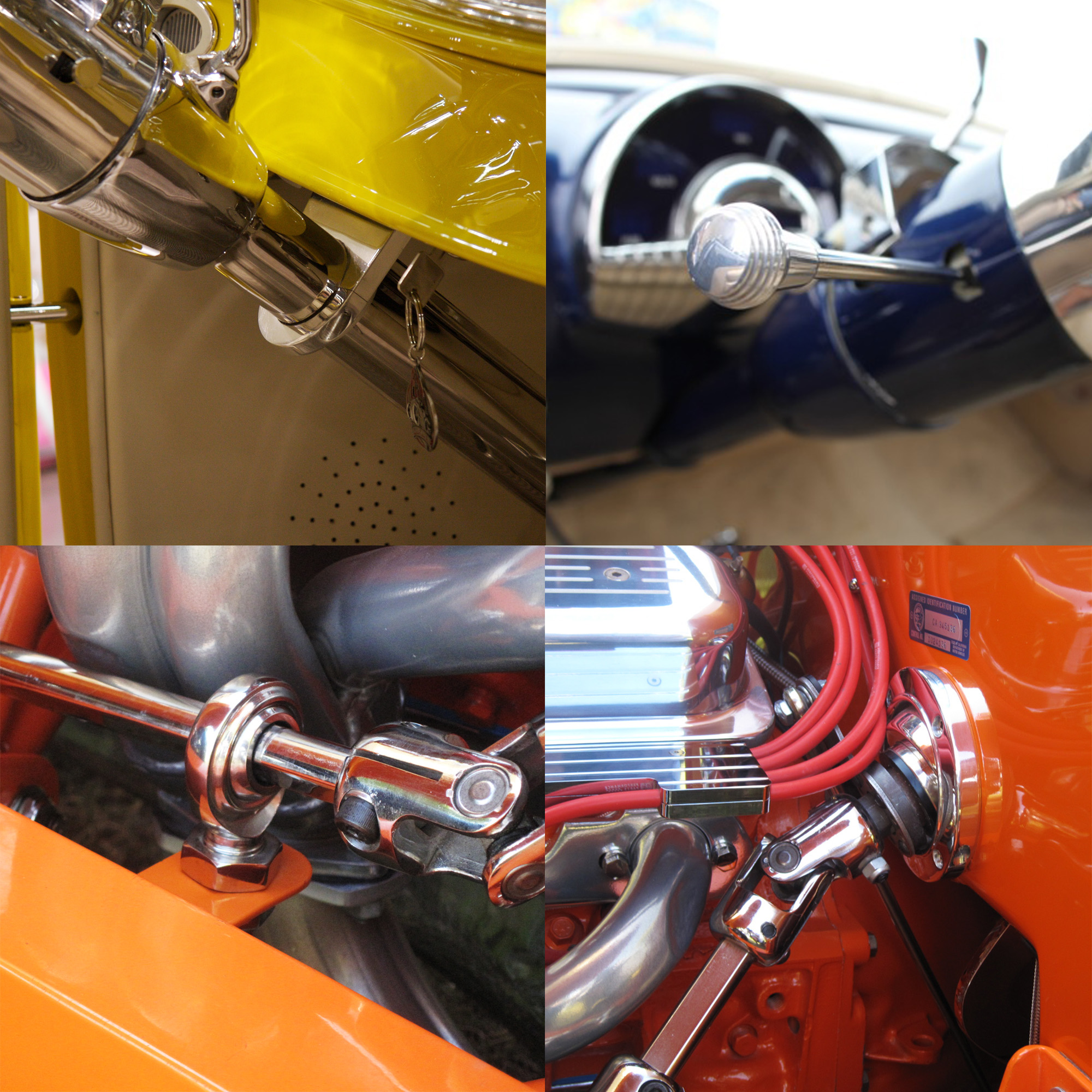 Steering Column Accessories