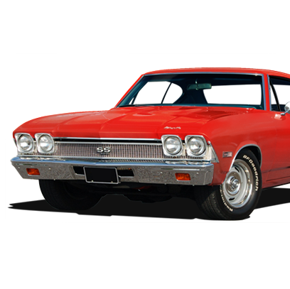 1968-1972 Chevy Chevelle